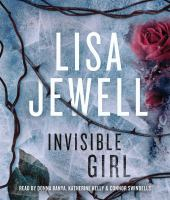 Invisible girl Book cover