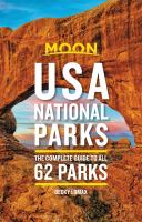 USA national parks : the complete guide to all 62 parks Book cover