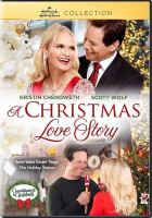 A Christmas love story  Cover Image