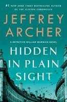 Hidden in plain sight Book cover