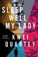 Sleep well, my lady Book cover