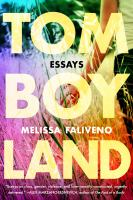 Tomboyland : essays  Cover Image