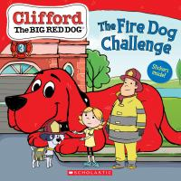 The fire dog challenge Book cover