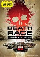 Death race : 4-movie collection. Cover Image