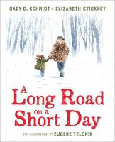 A long road on a short day Book cover
