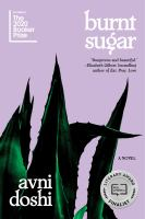 Burnt sugar Book cover