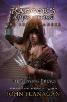 The missing prince Book cover