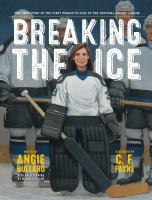 Breaking the ice Book cover