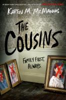 The cousins Book cover