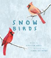Snow birds Book cover