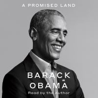 A promised land Book cover