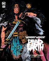 Wonder Woman : dead earth Book cover