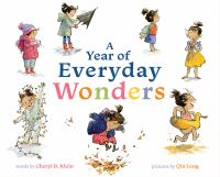 A year of everyday wonders Book cover
