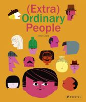 My town's (extra) ordinary people Book cover