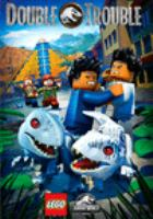 LEGO Jurassic world. Double trouble  Cover Image