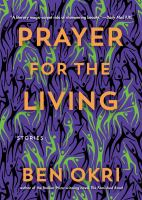 Prayer for the living : stories Book cover