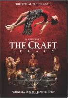 The craft. Legacy. Cover Image