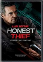 Honest thief  Cover Image