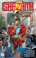 Shazam! and the seven magic lands Book cover