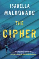 The cipher  Cover Image