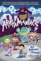 Arkhamaniacs Book cover