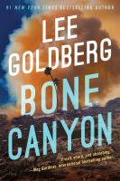 Bone canyon Book cover