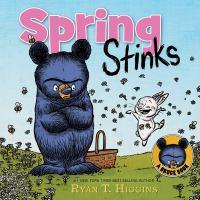 Spring stinks Book cover