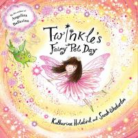 Twinkle's fairy pet day   Cover Image