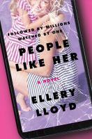 People like her : a novel Book cover