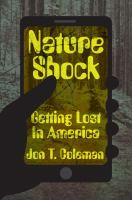 Nature shock : getting lost in America  Cover Image