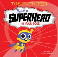 There's a superhero in your book  Cover Image