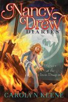 Danger at the Iron Dragon Book cover