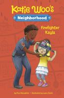 Firefighter Kayla Book cover