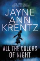 All the colors of night Book cover