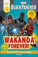 Black Panther : Wakanda forever! Book cover