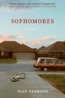 Sophomores : a novel  Cover Image