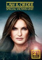 Law & order: Special Victims Unit. Season twenty-one  Cover Image