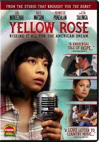 Yellow rose  Cover Image