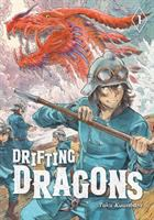 Drifting dragons Book cover