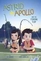 Astrid & Apollo and the fishing flop Book cover