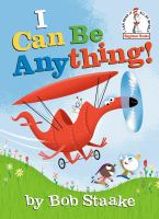 I can be anything! Book cover