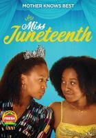 Miss Juneteenth Book cover