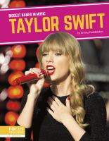 Taylor Swift Book cover