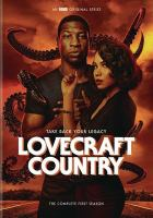 Lovecraft country. The complete first season Book cover