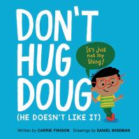 Don't hug Doug Book cover