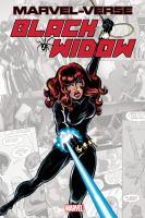 Marvel-verse. Black Widow Book cover