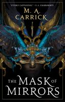 The mask of mirrors Book cover