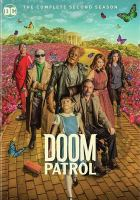 Doom patrol. The complete second season  Cover Image