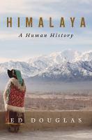 Himalaya : a human history Book cover