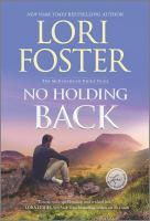 No holding back Book cover